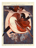 La Vie Parisienne, 1920, France Prints