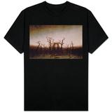 Abadia no carvalhal, 1810 Camiseta
