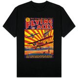 Flying Aces Magazine Cover T-skjorter