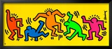 1958-1990 Posters by Keith Haring