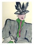 Women's Fashion 1930s, 1939, UK Posters