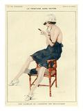 La Vie Parisienne, Leo Fontan, 1918, France Prints