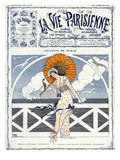 La Vie Parisienne, Georges Leonnec, 1923, France Prints