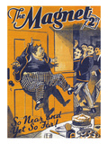 The Magnet, Billy Bunter, UK Giclee Print