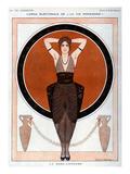 La Vie Parisienne, Kuhn-Regnier, 1919, France Prints