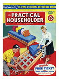 Practical Householder, 1957, UK Giclee Print