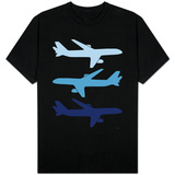 Blue Planes Shirts