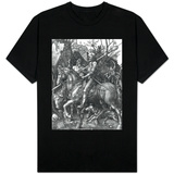 The Knight, Death and The Devil , c.1514 T-Shirts