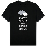 Every Cloud T-shirts