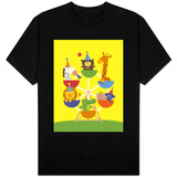 Birthday Ferris Wheel T-shirts