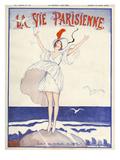 La Vie Parisienne, 1919, France Posters