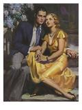 Romance, 1933, UK Print