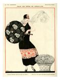 La Vie Parisienne, Rene Vincent, 1923, France Poster