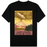 Lassen Volcanic National Park, c.1938 T-Shirt