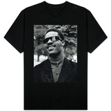 Stevie Wonder, Blind American Singing Star, Announced His Engagement to Singer Syreeta Wright T-Shirts