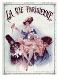 La vie Parisienne, Leo Fontan, 1920, France Giclee Print
