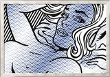 Seductive Girl Prints by Roy Lichtenstein