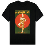 The Tin Man from The Wizard of Oz T-shirts