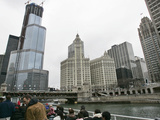 Travel Trip Chicago Architecture Photographic Print by Nam Y. Huh