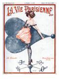 La Vie Parisienne, C Herouard, 1923, France Posters