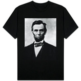 Abraham Lincoln, 1863 Shirts