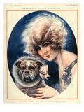La Vie Parisienne, Maurice Milliere, 1924, France Posters