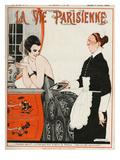La Vie Parisienne, Rene Vincent, 1922, France Posters
