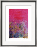 Spring Boom III Limited Edition Framed Print by Luann Ostergaard