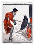 La Vie Parisienne, G Pavis, France Giclee Print