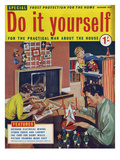 Do It Yourself, 1957, UK Giclee Print