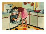 GEC, 1960, UK Giclee Print