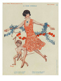 La Vie Parisienne, Herouard, 1930, France Prints