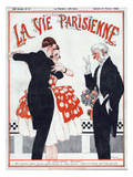 La vie Parisienne, Rene Vincent, 1920, France Prints