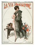 La Vie Parisienne, Cheri Herouard, 1924, France Giclee Print