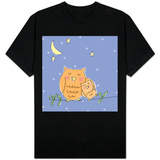 Hug for Baby Owl T-shirts
