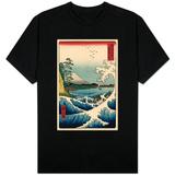 Veduta da Satta Suruga T-Shirts