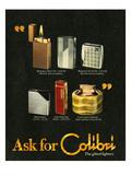 Colibri, UK Giclee Print