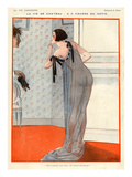 La Vie Parisienne, Georges Pavis, France Giclee Print