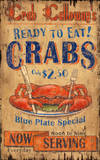 Crab Calloway Vintage Wood Sign
