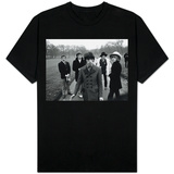 Mick Jagger the Rolling Stones in Green Park London Emulating Recent San Francisco Hippy Fashions T-Shirt