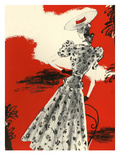 Women's Fashion 1930s, 1939, UK Posters
