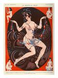 La Vie Parisienne, Vald'es, 1929, France Posters