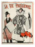 La Vie Parisienne, Rene Vincent, 1922, France Prints