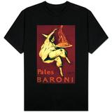 Pates Baroni Vintage Poster - Europe Shirts