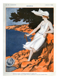 La Vie Parisienne, Armand Vallee, 1922, France Prints