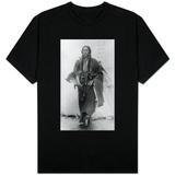 Comanche Chief Quanah Parker Photograph Skjorte