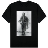 Comanche Chief Quanah Parker Photograph Shirt