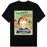 A Penny for Candy T-shirts