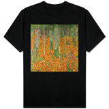 Birch Forest T-shirts