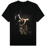 Couple Doing a Tango T-shirts